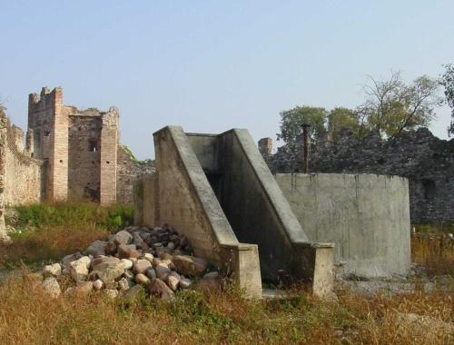 Restauro Castello Scaligero