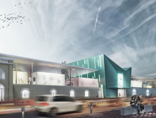 Moscow Circus School Architectural Competition