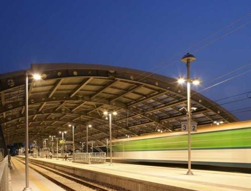 Nuova stazione di Affori Fnm