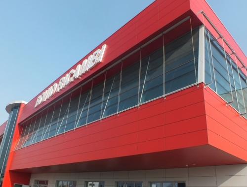Nuova sede direzionale e magazzino