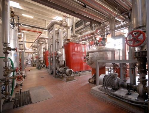 Centrale di Teleriscaldamento - Mantova