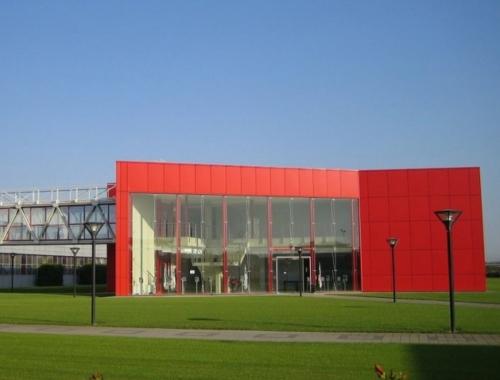 Nuovo stabilimento Riello - impianti tecnici