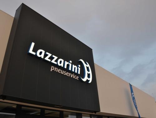 Sede Lazzarini Pneuservice - Bridgestone Concept Store