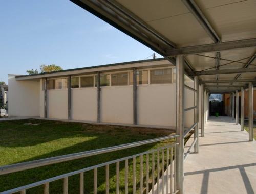 Ampliamento e manutenzione straordinaria della scuola elementare