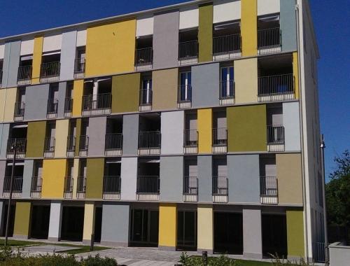 Edilizia residenziale a canone di locazione sociale, moderato e convenzionato in Via Fratelli Zoia