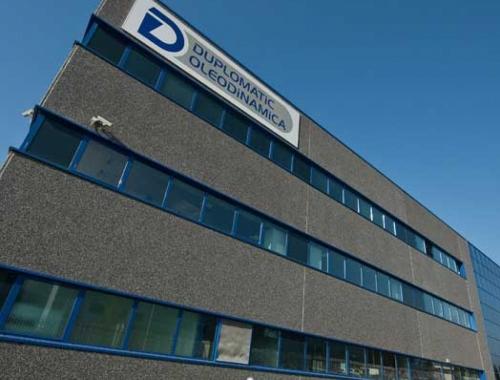 Edificio industriale Duplomatic