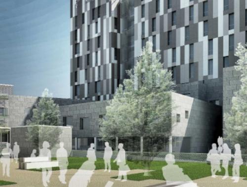 Città Studi nuovi dipartimenti di informatica dell'Università Statale di Milano