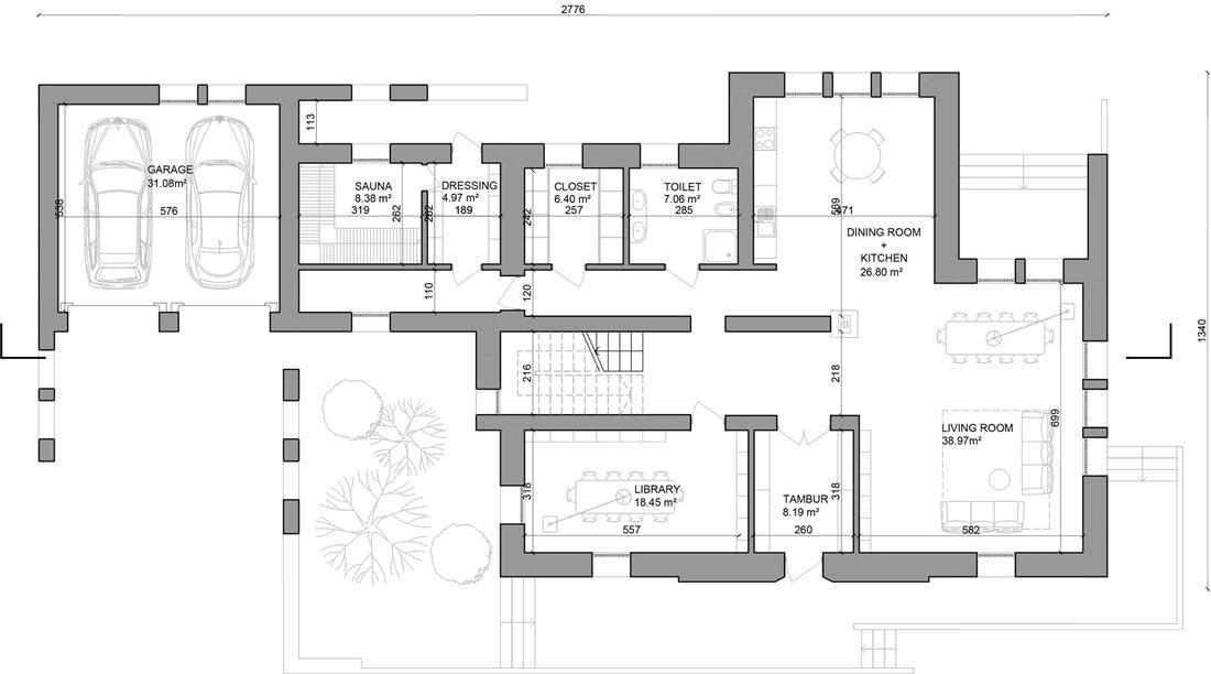 Open architectural competition premium class eco village for Creatore piano terra online