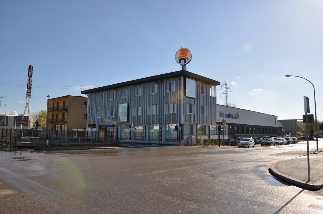 Edificio per uffici a Verona - Coprat: Progettazione e ...