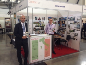 Coprat at Ekaterinburg Expo