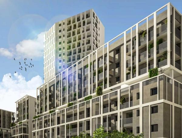Riqualificazione dell 39 area di cascina merlata u c p 5 for Piani di progettazione architettonica