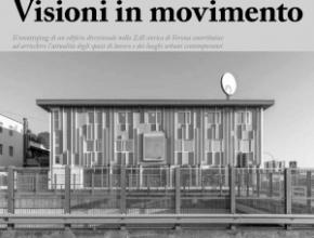 Pubblicazione Rivista Ordine Architetti di Verona