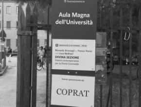 """Festivaletteratura 2018: """"Divina Sezione"""""""