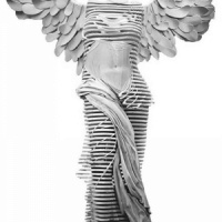La bellezza della vittoria nella Nike di Francesco Rubino - Palazzo della Gran Guardia di Verona