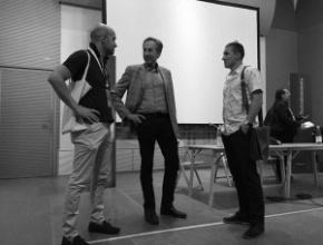 Coprat meets Sergei Tchoban