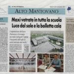 Espansione del Liceo Francesco Gonzaga